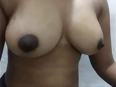 Playing with my boobs 3