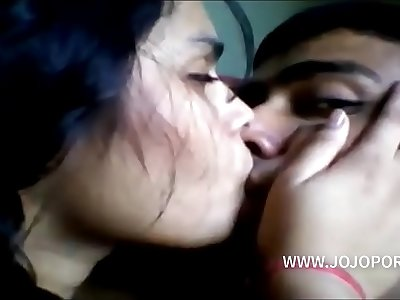 Indian girl boinking with boyfriend at home  -- www.jojoporn.com