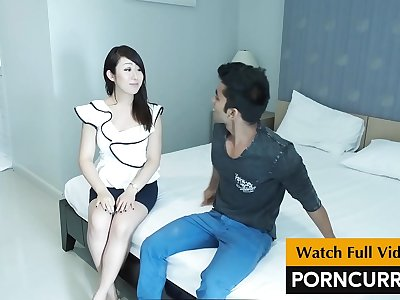 Porncurry Indian Tourist Giriraj Kedia fucks sexy stranger Mimi Tanaka
