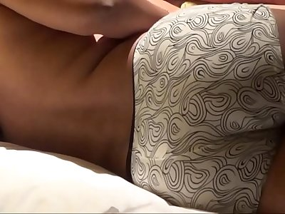 desi yam-sized ass sexy housewife drilled by her secert boyfriend