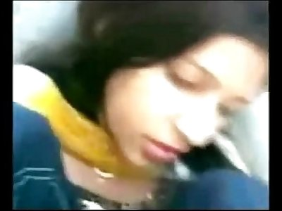 Desi college girl Ruhi fcuked by karthik